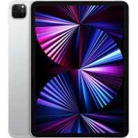 Планшет Apple iPad Pro 2021 11 256Gb Wi-Fi+Cellular Silver MHW83RU/A