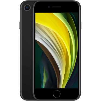 смартфон Apple iPhone SE 2020 128GB Black MHGT3RU/A