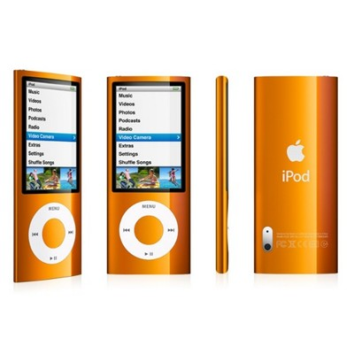 MP3 плеер Apple iPod Nano 16GB MC072