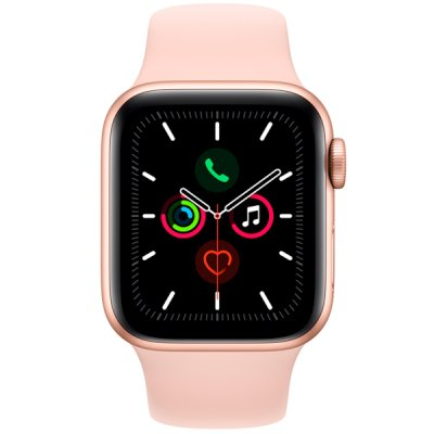 умные часы Apple Watch Series 5 MWV72RU-A