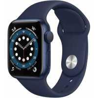 Умные часы Apple Watch Series 6 MG143RU-A
