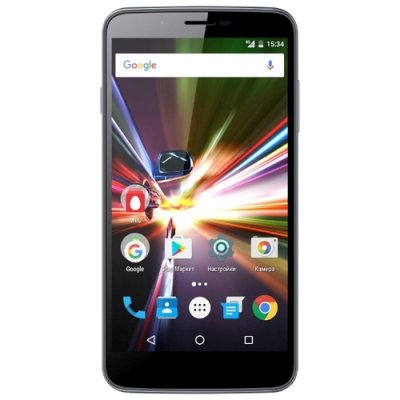 смартфон Ark Smart Turbo 4G Black