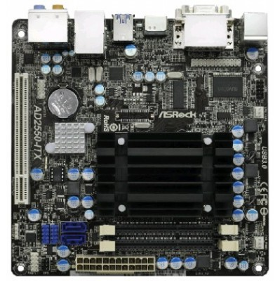 материнская плата ASRock AD2550-ITX