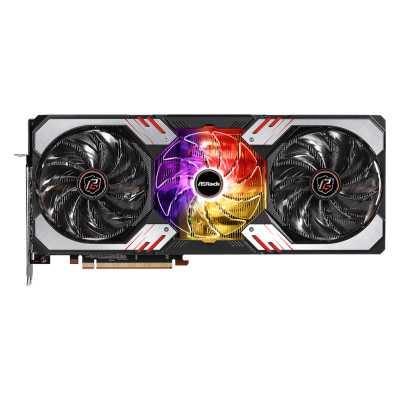 видеокарта ASRock AMD Radeon RX 6800 XT Phantom Gaming D 16G OC