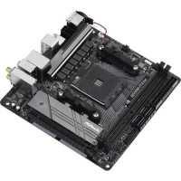 Материнская плата ASRock B550M-ITX-AC