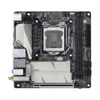 Материнская плата ASRock H470M-ITX-AC