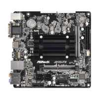 Материнская плата ASRock J4125-ITX