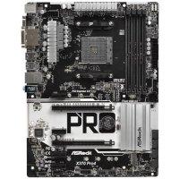 Материнская плата ASRock X370 Pro4