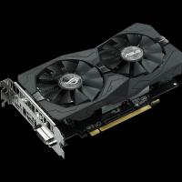 Видеокарта ASUS AMD Radeon RX 560 4Gb ROG-STRIX-RX560-4G-GAMING