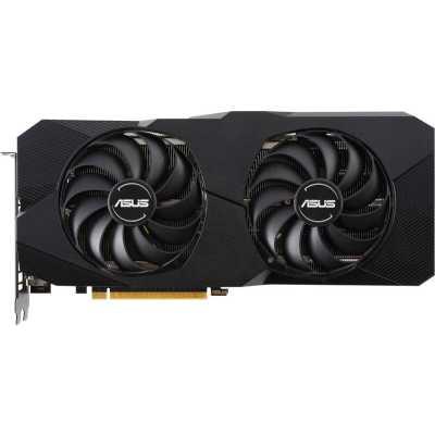 видеокарта ASUS AMD Radeon RX 5700 XT 8Gb DUAL-RX5700XT-O8G-EVO