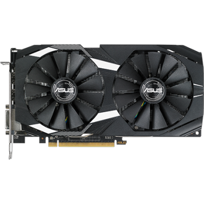 видеокарта ASUS AMD Radeon RX 580 8Gb DUAL-RX580-8G