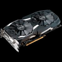 Видеокарта ASUS AMD Radeon RX 580 8Gb DUAL-RX580-O8G