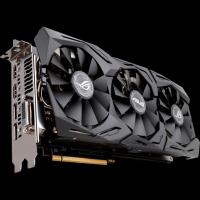 Видеокарта ASUS AMD Radeon RX 580 8Gb ROG-STRIX-RX580-O8G-GAMING