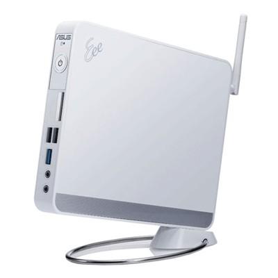 компьютер ASUS Eee Box EB1012P-W010E D510/2/320/Win 7 HP/White