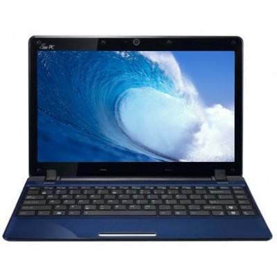 нетбук ASUS EEE PC 1201NL 1/160/4400mAh/Blue/XP