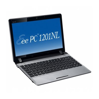 нетбук ASUS EEE PC 1201NL 1/160/4400mAh/Gray/XP
