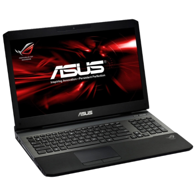 ноутбук ASUS G55VM i7 3610QM/8/750/BT/Win 7 HP