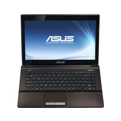 ноутбук ASUS K43SD i3 2350M/4/320/BT/Win 7 HB
