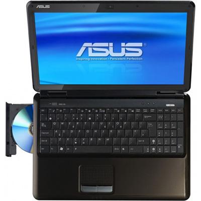 ноутбук ASUS K50IE T4500/2/320/BT/Win 7 HB