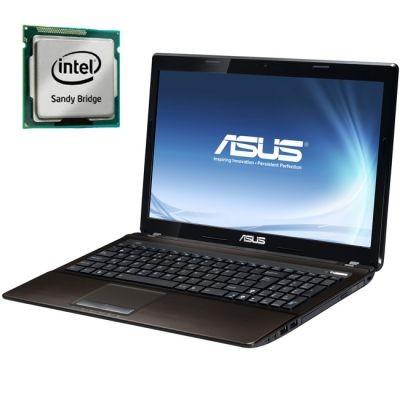 ноутбук ASUS K53E B960/2/320/Win 7 HB