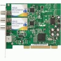 ТВ-тюнер ASUS MYC-PS3-100/PTS/FM/AV/RC