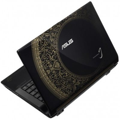 ноутбук ASUS N43SL i5 2430M/4/640/Win 7 HP/BT/Jay Chou Special Edition Gold
