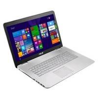 Ноутбук ASUS N751JK-T7098H 90NB06K2-M01030