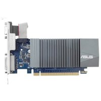 Видеокарта ASUS nVidia GeForce GT 710 1Gb GT710-SL-1GD5