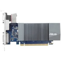 Видеокарта ASUS nVidia GeForce GT 710 1Gb GT710-SL-1GD5-BRK