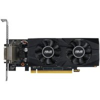Видеокарта ASUS nVidia GeForce GTX 1650 4Gb GTX1650-O4G-LP-BRK