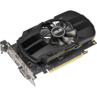 Видеокарта ASUS nVidia GeForce GTX 1650 4Gb PH-GTX1650-O4G