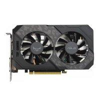 Видеокарта ASUS nVidia GeForce GTX 1650 Super 4Gb TUF-GTX1650S-O4G-GAMING