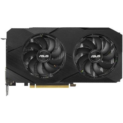 видеокарта ASUS nVidia GeForce GTX 1660 Super 6Gb DUAL-GTX1660S-O6G-EVO