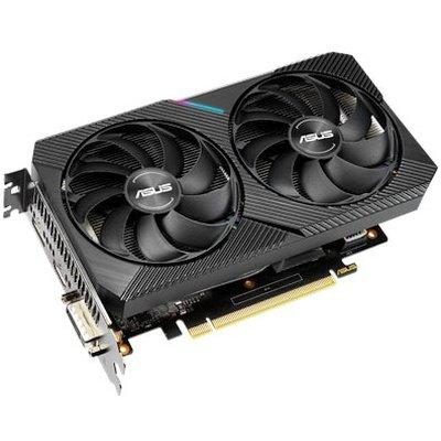 Видеокарта ASUS nVidia GeForce GTX 1660 Super 6Gb DUAL-GTX1660S-O6G-MINI купить в России в интернет магазине KNSrussia.ru