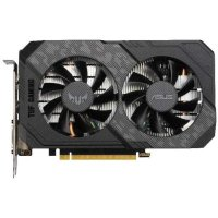 Видеокарта ASUS nVidia GeForce GTX 1660 Super 6Gb TUF-GTX1660S-6G-GAMING