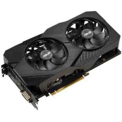 видеокарта ASUS nVidia GeForce RTX 2060 6Gb DUAL-RTX2060-6G-EVO