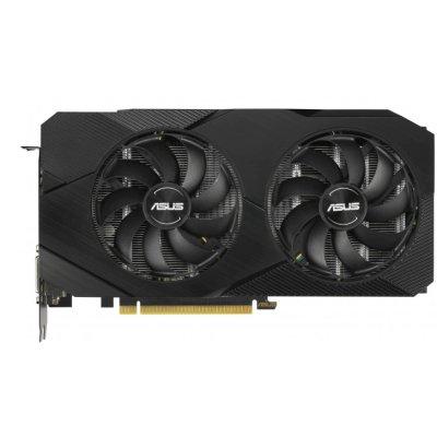 видеокарта ASUS nVidia GeForce RTX 2060 6Gb DUAL-RTX2060-O6G-EVO