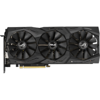 Видеокарта ASUS nVidia GeForce RTX 2060 6Gb ROG-STRIX-RTX2060-O6G-GAMING