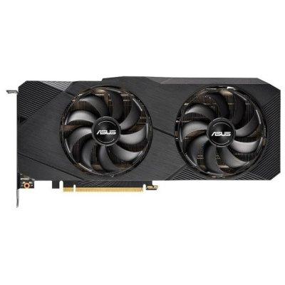 видеокарта ASUS nVidia GeForce RTX 2080 Super 8Gb DUAL-RTX2080S-8G-EVO-V2