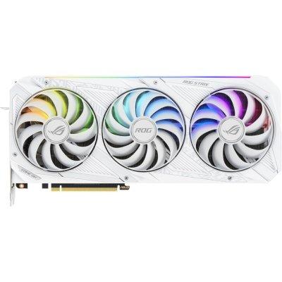 видеокарта ASUS nVidia GeForce RTX 3070 8Gb ROG-STRIX-RTX3070-O8G-WHITE