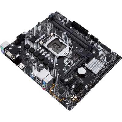 материнская плата ASUS Prime H410M-E