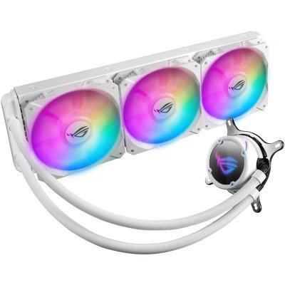 кулер ASUS ROG Strix LC 360 RGB White