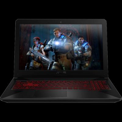 ноутбук ASUS TUF Gaming FX504GD-E4021 90NR00J3-M07090