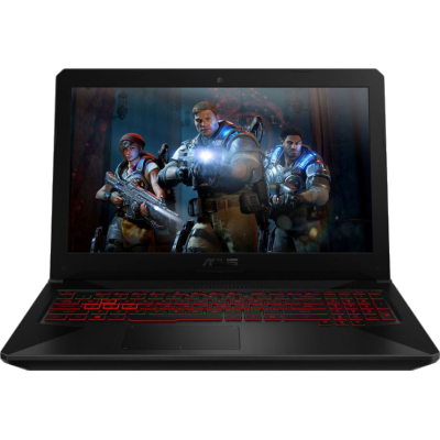 ноутбук ASUS TUF Gaming FX504GD-E41064T 90NR00J3-M18890