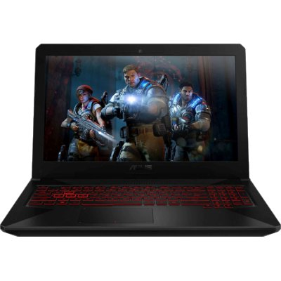 ноутбук ASUS TUF Gaming FX504GE-E4629T 90NR00I2-M10640