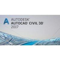 Графика и моделирование AutoCAD Civil 3D 2017 237I1-WW5554-T461