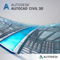 Программное обеспечение Autodesk Civil 3D 2019 237K1-WW8695-T548