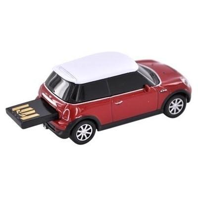 флешка Autodrive 4GB USB Flash Drive, Mini Cooper S 92902UK