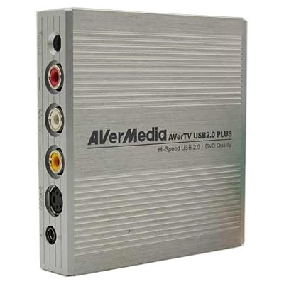 ТВ-тюнер AVerMedia AVerTV USB 2.0 Plus