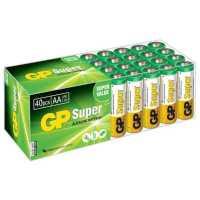 Батарейки алкалиновые GP 15A-B40